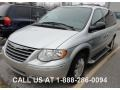 Bright Silver Metallic 2005 Chrysler Town & Country Touring