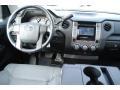 2014 Black Toyota Tundra SR Double Cab  photo #15