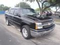 Black 2003 Chevrolet Avalanche 1500 Z71 4x4