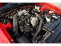 2000 Performance Red Ford Mustang GT Convertible  photo #30