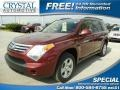 Garnet Metallic 2007 Suzuki XL7 Luxury
