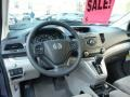 2014 Twilight Blue Metallic Honda CR-V LX AWD  photo #14