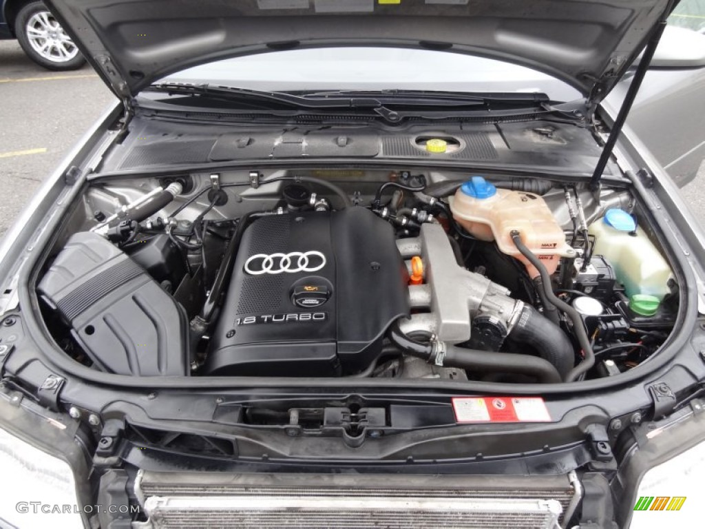 2004 Audi A4 1 8t Quattro Avant Engine Photos