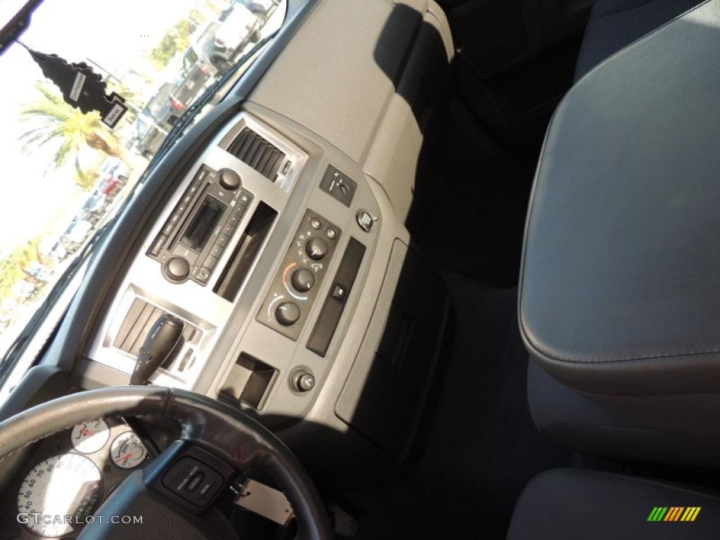 2009 Ram 3500 SLT Regular Cab Dually - Inferno Red Crystal Pearl / Medium Slate Gray photo #17