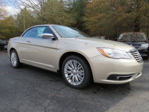 2014 Chrysler 200 Limited Convertible Data, Info and Specs