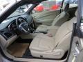 Black/Light Frost Beige 2014 Chrysler 200 Interiors