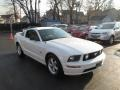 Performance White 2007 Ford Mustang GT Premium Coupe