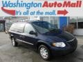 Midnight Blue Pearl 2006 Chrysler Town & Country Touring