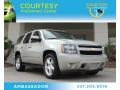 Silver Birch Metallic 2009 Chevrolet Tahoe LT