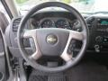 2012 Graystone Metallic Chevrolet Silverado 1500 LT Crew Cab  photo #37