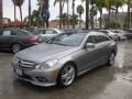 Steel Grey Metallic - E 550 Coupe Photo No. 5