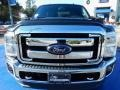 2012 Tuxedo Black Metallic Ford F250 Super Duty XLT SuperCab 4x4  photo #10