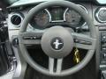 2007 Tungsten Grey Metallic Ford Mustang V6 Premium Convertible  photo #21