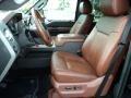 2012 Tuxedo Black Metallic Ford F250 Super Duty King Ranch Crew Cab 4x4  photo #23