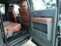 2012 Tuxedo Black Metallic Ford F250 Super Duty King Ranch Crew Cab 4x4  photo #26