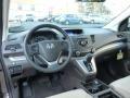 2014 Urban Titanium Metallic Honda CR-V EX AWD  photo #14