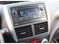 2011 Subaru Impreza STI  Black/Alcantara Interior Controls Photo