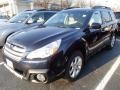 Twilight Blue Metallic 2014 Subaru Outback 2.5i Limited