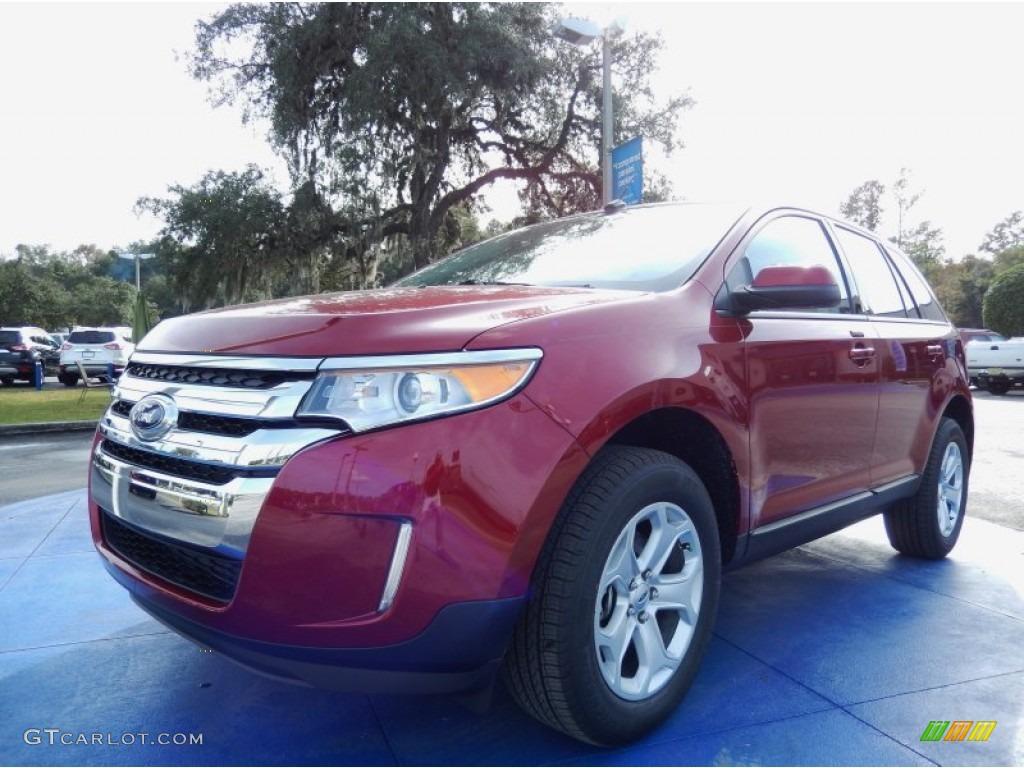 2013 ruby red ford edge sel 88576828 car color galleries. Black Bedroom Furniture Sets. Home Design Ideas