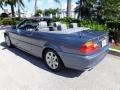 Steel Blue Metallic 2001 BMW 3 Series 325i Convertible