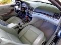 2001 3 Series 325i Convertible Grey Interior