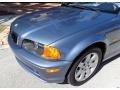 Steel Blue Metallic - 3 Series 325i Convertible Photo No. 25