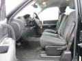 Ebony Front Seat Photo for 2008 Chevrolet Silverado 1500 #88583293