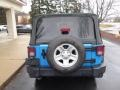 2011 Cosmos Blue Jeep Wrangler Sport 4x4  photo #7