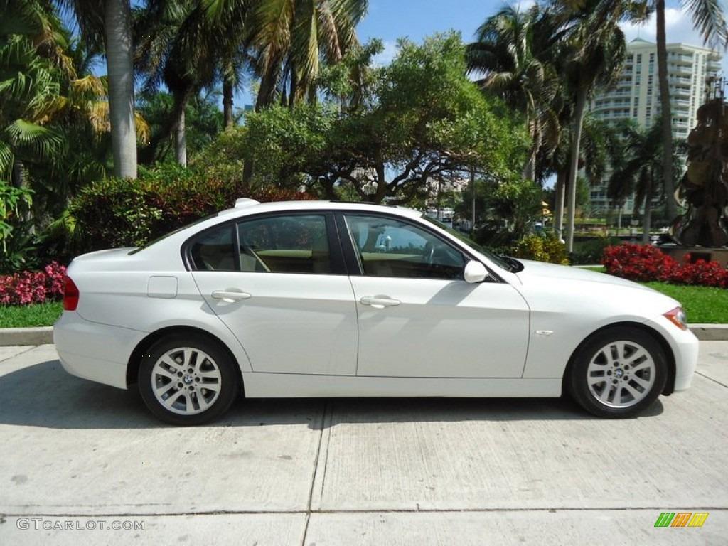 2006 bmw 325i white