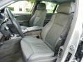 Basalt Grey/Flannel Grey Front Seat Photo for 2003 BMW 7 Series #88591864