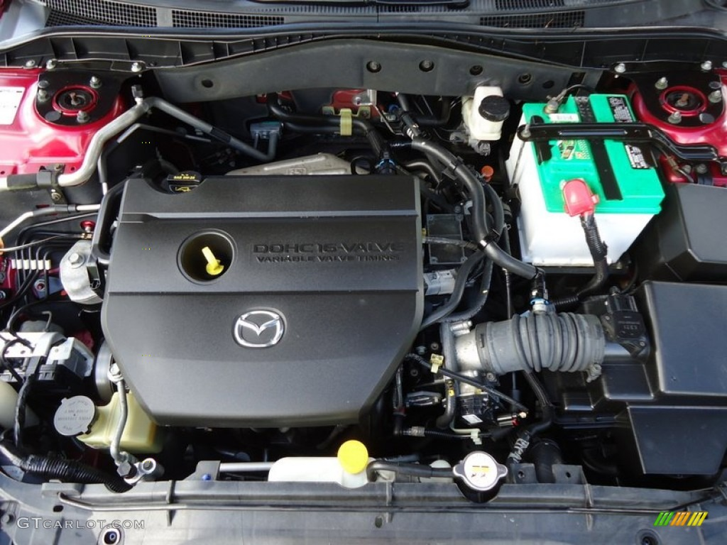 2007 Mazda Mazda6 I Sport Sedan Engine Photos Gtcarlot Com