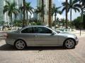 Silver Grey Metallic 2005 BMW 3 Series 330i Coupe