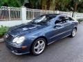 Cadet Blue Metallic - CLK 500 Coupe Photo No. 1
