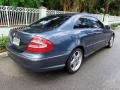 Cadet Blue Metallic - CLK 500 Coupe Photo No. 9