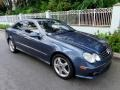 Front 3/4 View of 2004 CLK 500 Coupe