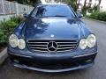 Cadet Blue Metallic - CLK 500 Coupe Photo No. 15