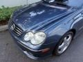 Cadet Blue Metallic - CLK 500 Coupe Photo No. 19
