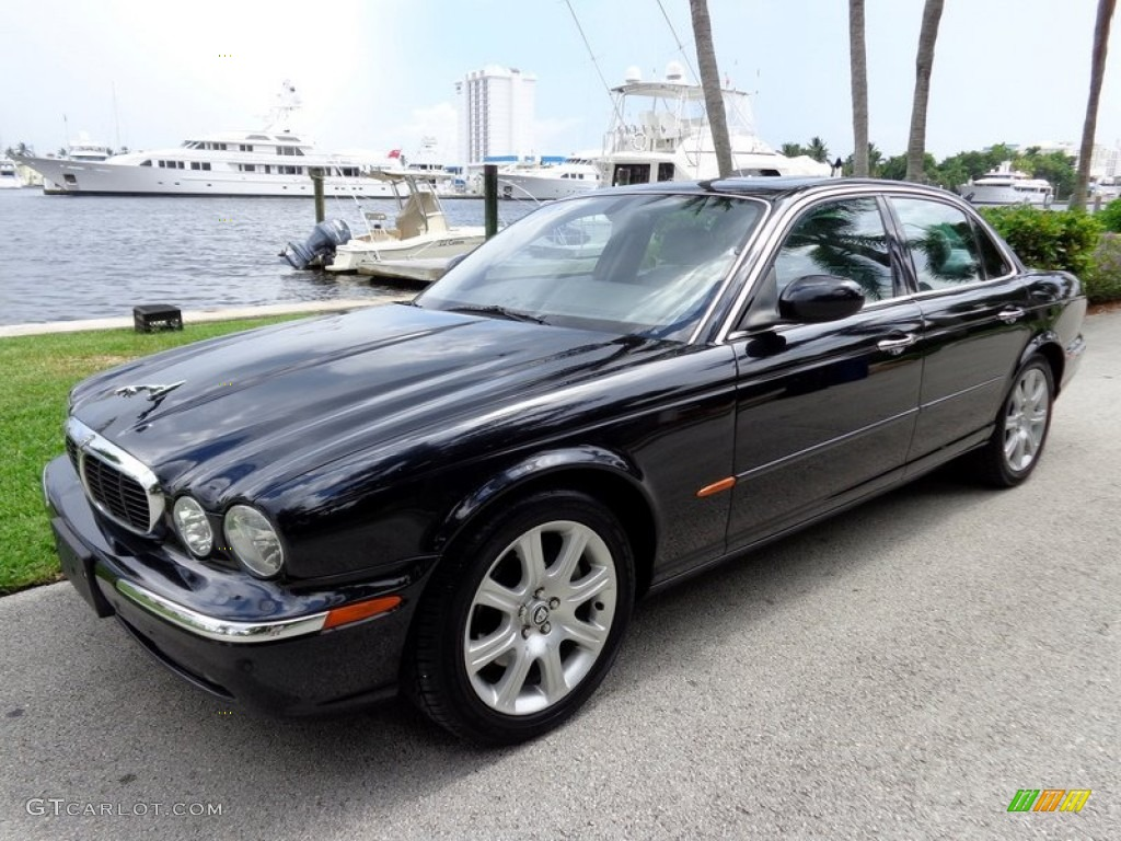 2004 jaguar xj xj8 exterior photos. Black Bedroom Furniture Sets. Home Design Ideas