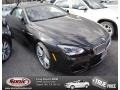 2014 Black Sapphire Metallic BMW 6 Series 650i Convertible #88577122