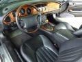 1997 Jaguar XK Charcoal Interior Prime Interior Photo