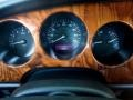 1997 Jaguar XK Charcoal Interior Gauges Photo