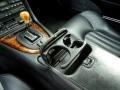 1997 Jaguar XK Charcoal Interior Transmission Photo