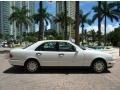 Glacier White 1999 Mercedes-Benz E 300TD Sedan
