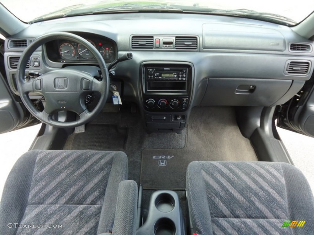 1999 Honda Cr V Ex 4wd Dashboard Photos Gtcarlot Com