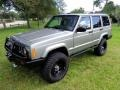 Silverstone Metallic 2001 Jeep Cherokee Gallery
