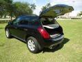 2007 Super Black Nissan Murano SL  photo #3