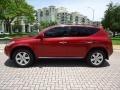 2006 Sunset Red Pearl Metallic Nissan Murano SL  photo #5