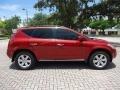 2006 Sunset Red Pearl Metallic Nissan Murano SL  photo #6