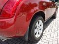2006 Sunset Red Pearl Metallic Nissan Murano SL  photo #8
