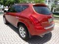 2006 Sunset Red Pearl Metallic Nissan Murano SL  photo #9